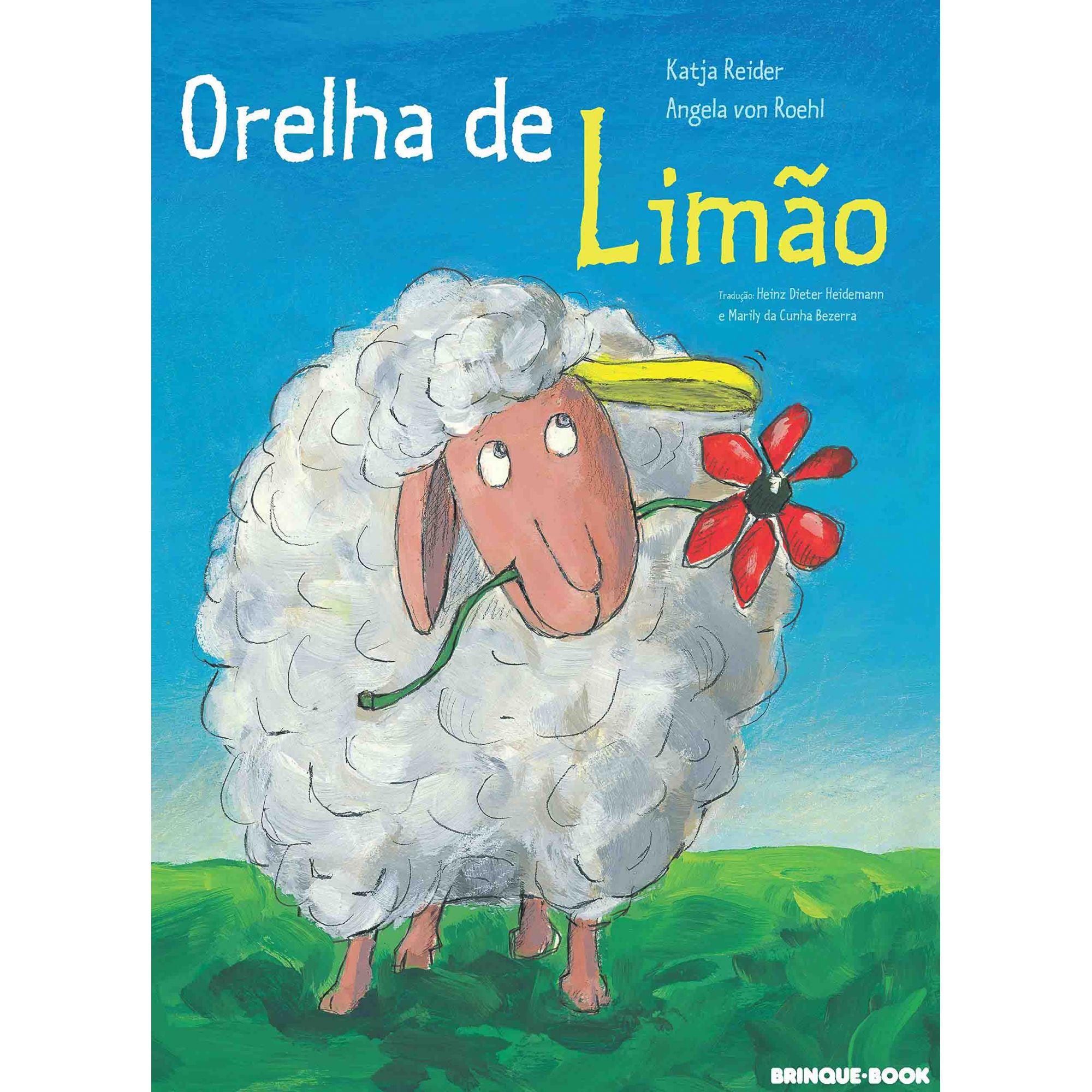 ORELHA DE LIMAO  - Loja Bonde Lê