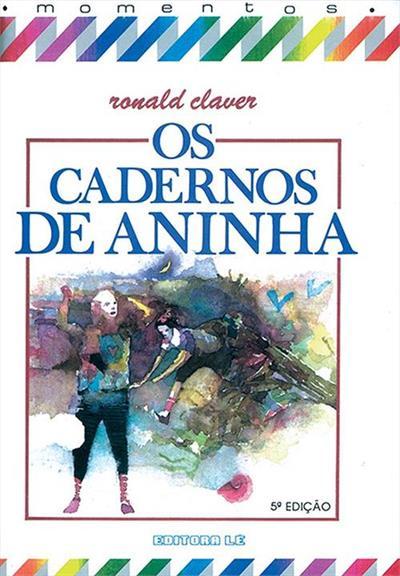 OS CADERNOS DE ANINHA  - Loja Bonde Lê