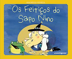 OS FEITIÇOS DO SAPO NINO  - Loja Bonde Lê