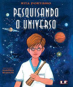PESQUISANDO O UNIVERSO  - Loja Bonde Lê