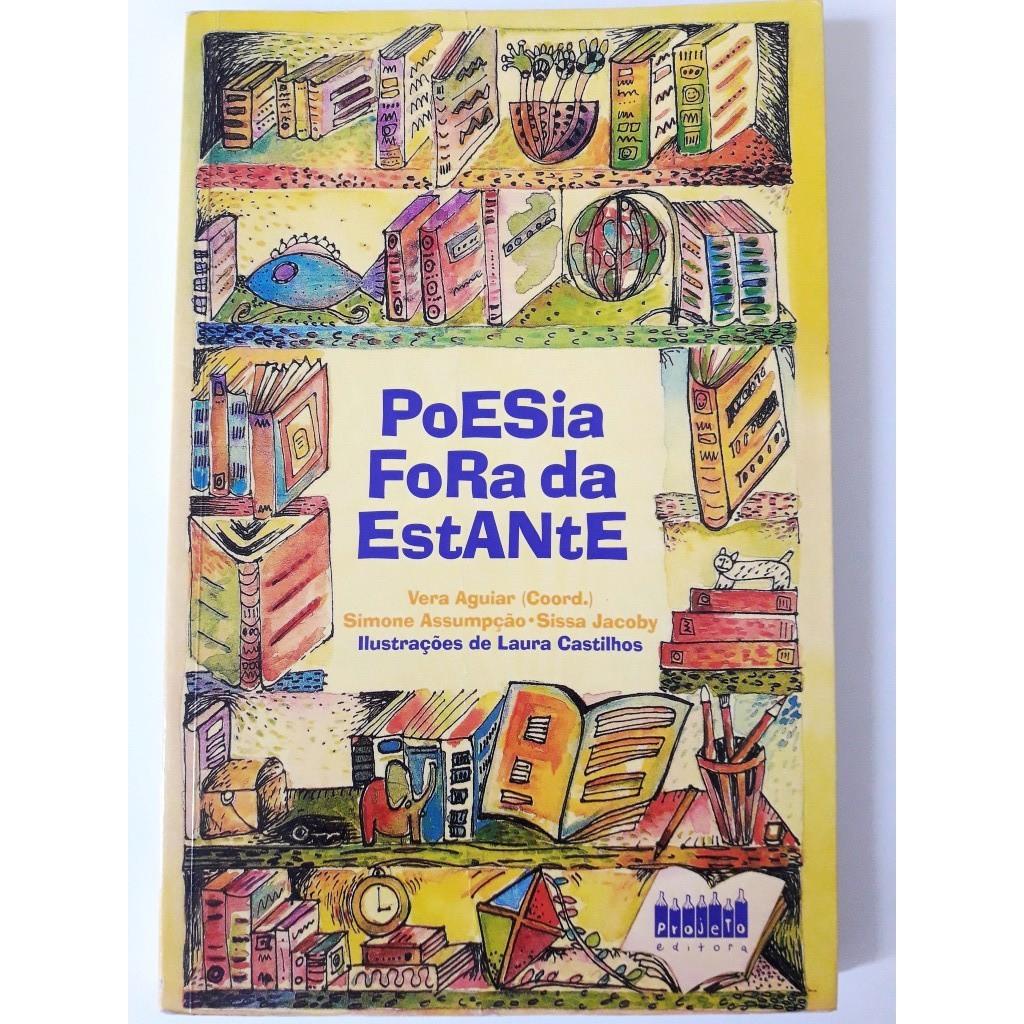 POESIA FORA DA ESTANTE - 28ª ed  - Loja Bonde Lê