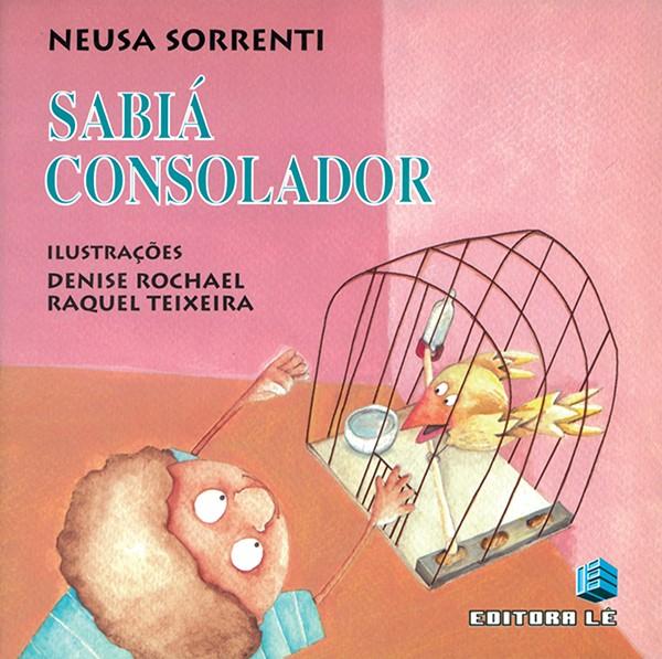 SABIA CONSOLADOR  - Loja Bonde Lê