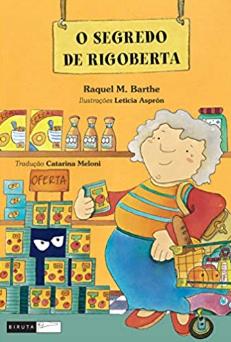 SEGREDO DE RIGOBERTA(O) 2° EDICAO  - Loja Bonde Lê