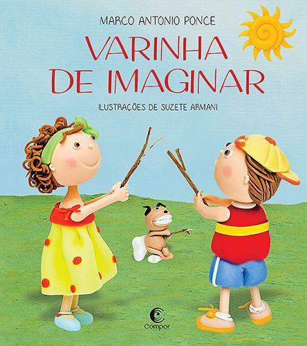 VARINHA DE IMAGINAR  - Loja Bonde Lê