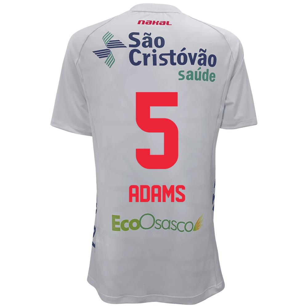 Camisa Osasco Voleibol Feminina - 2021/22 - ADAMS