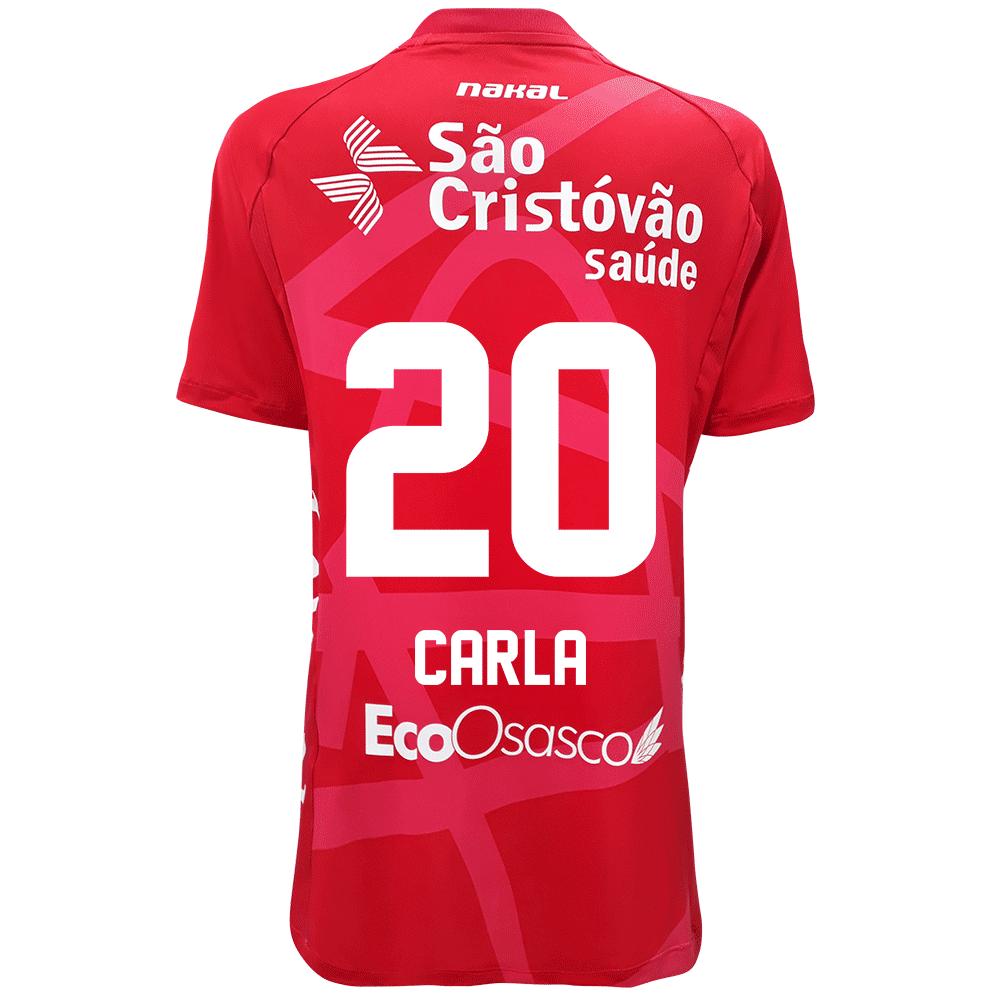 Camisa Osasco Voleibol Feminina - 2021/22 - CARLA