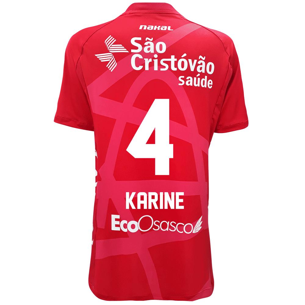 Camisa Osasco Voleibol Feminina - 2021/22 - KARINE