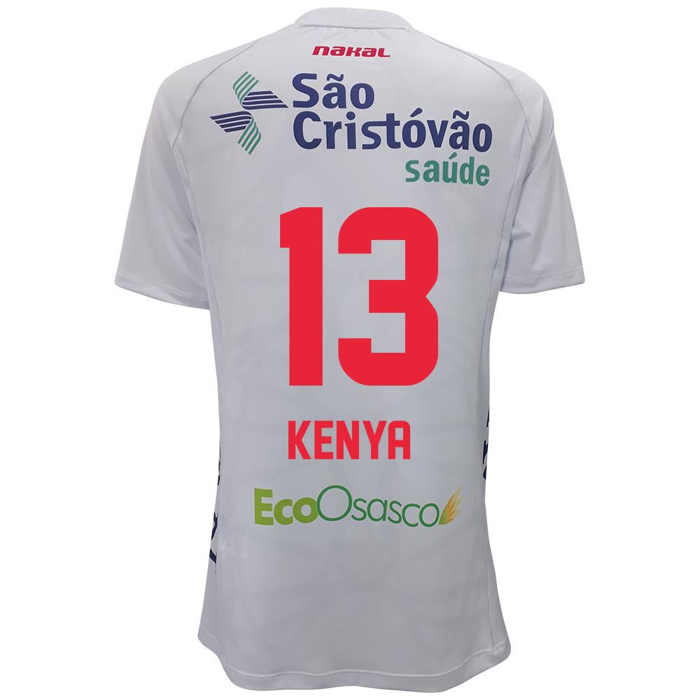 Camisa Osasco Voleibol Feminina - 2021/22 - KENYA