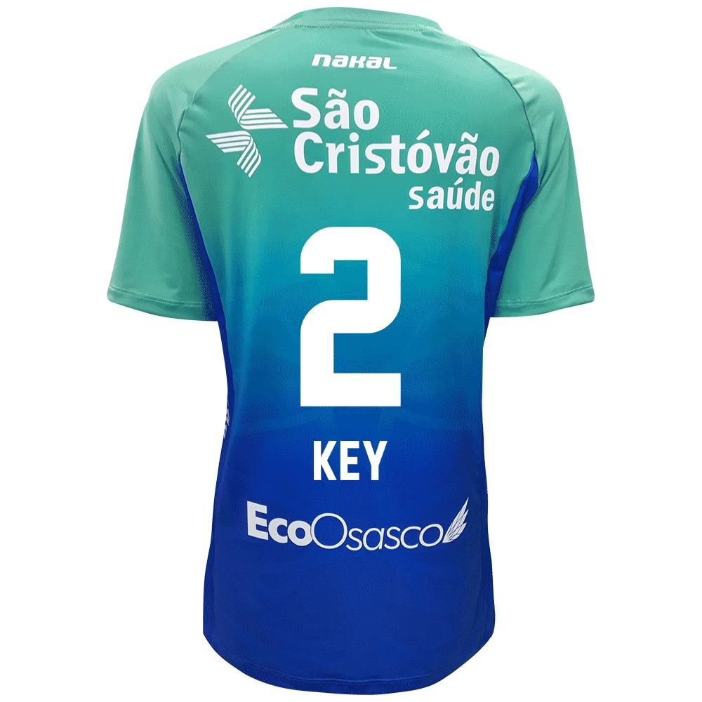 Camisa Osasco Voleibol Feminina - 2021/22 - KEY