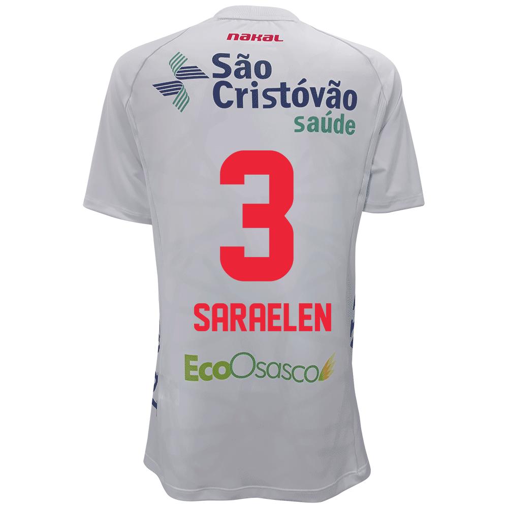 Camisa Osasco Voleibol Feminina - 2021/22 - SARAELEN