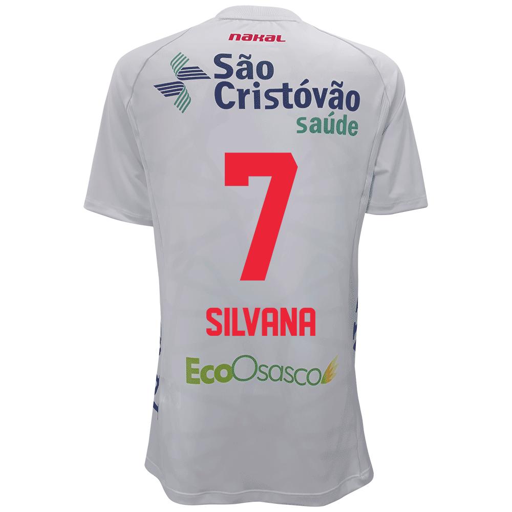 Camisa Osasco Voleibol Feminina - 2021/22 - SILVANA