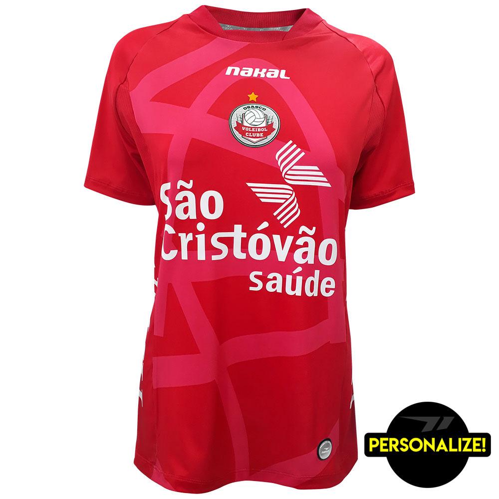 Camisa Osasco Voleibol Feminina - 2021/22  -  SN