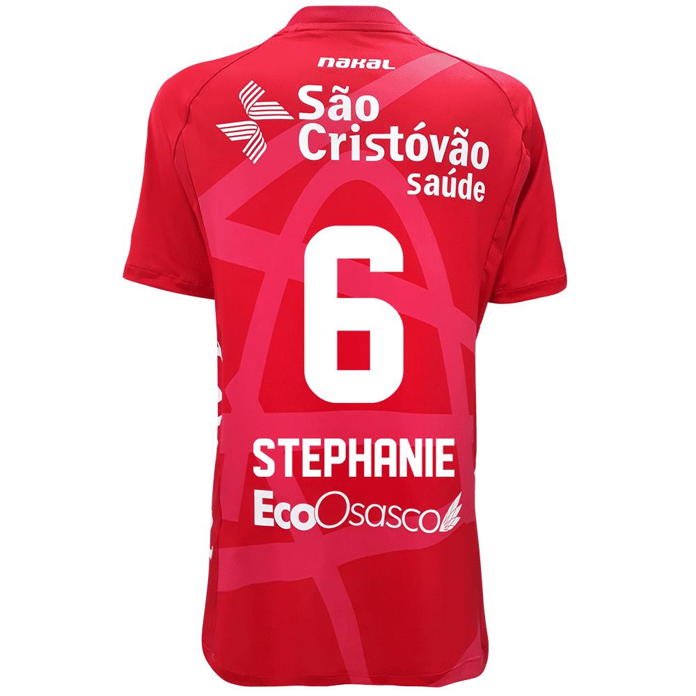 Camisa Osasco Voleibol Feminina - 2021/22 - STEPHANIE