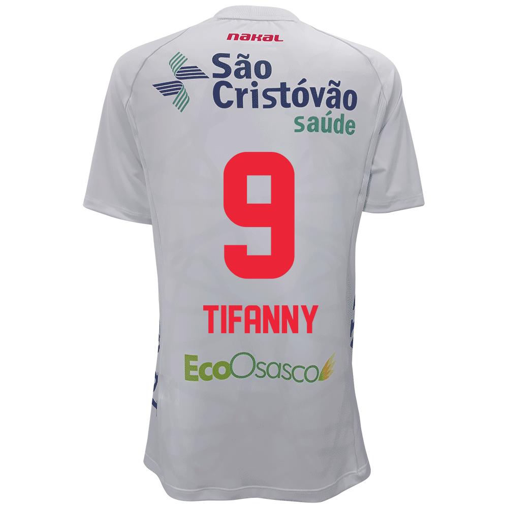 Camisa Osasco Voleibol Feminina - 2021/22 - TIFFANY