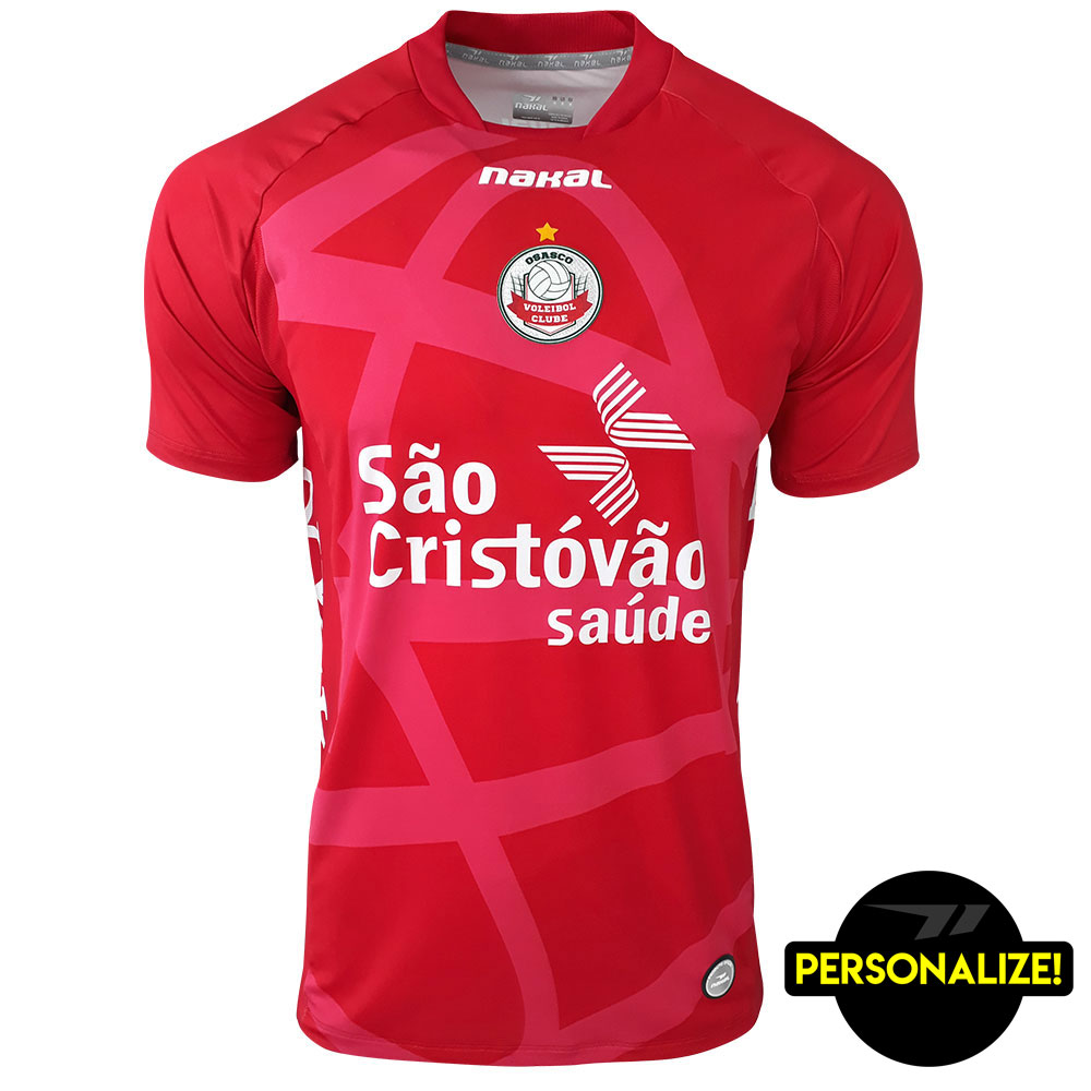 Camisa Osasco Voleibol  Masculina - 2021/22 - SN