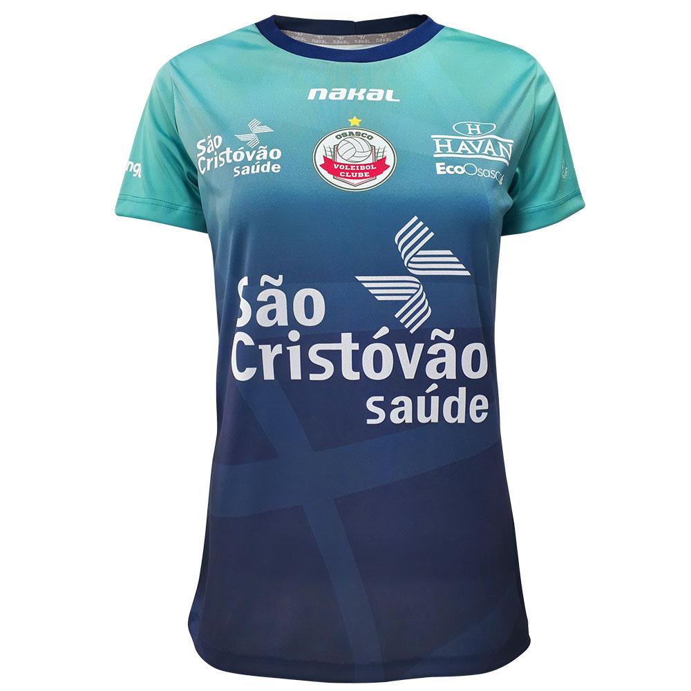 Camisa Treino Osasco Voleibol Feminina - 2021/22