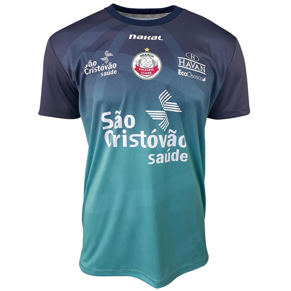 Camisa Treino Osasco Voleibol Masculina - 2021/22