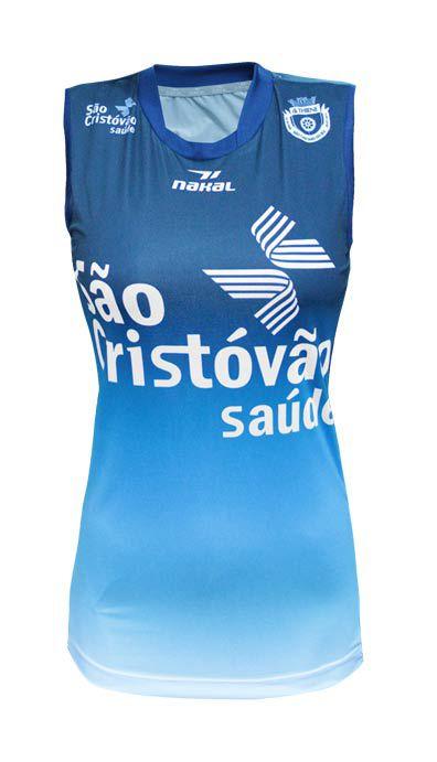 Camisa Vôlei São Cristóvão/São Caetano I