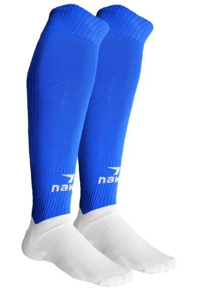 Meião Nakal Sensitive Azul Royal - Juvenil