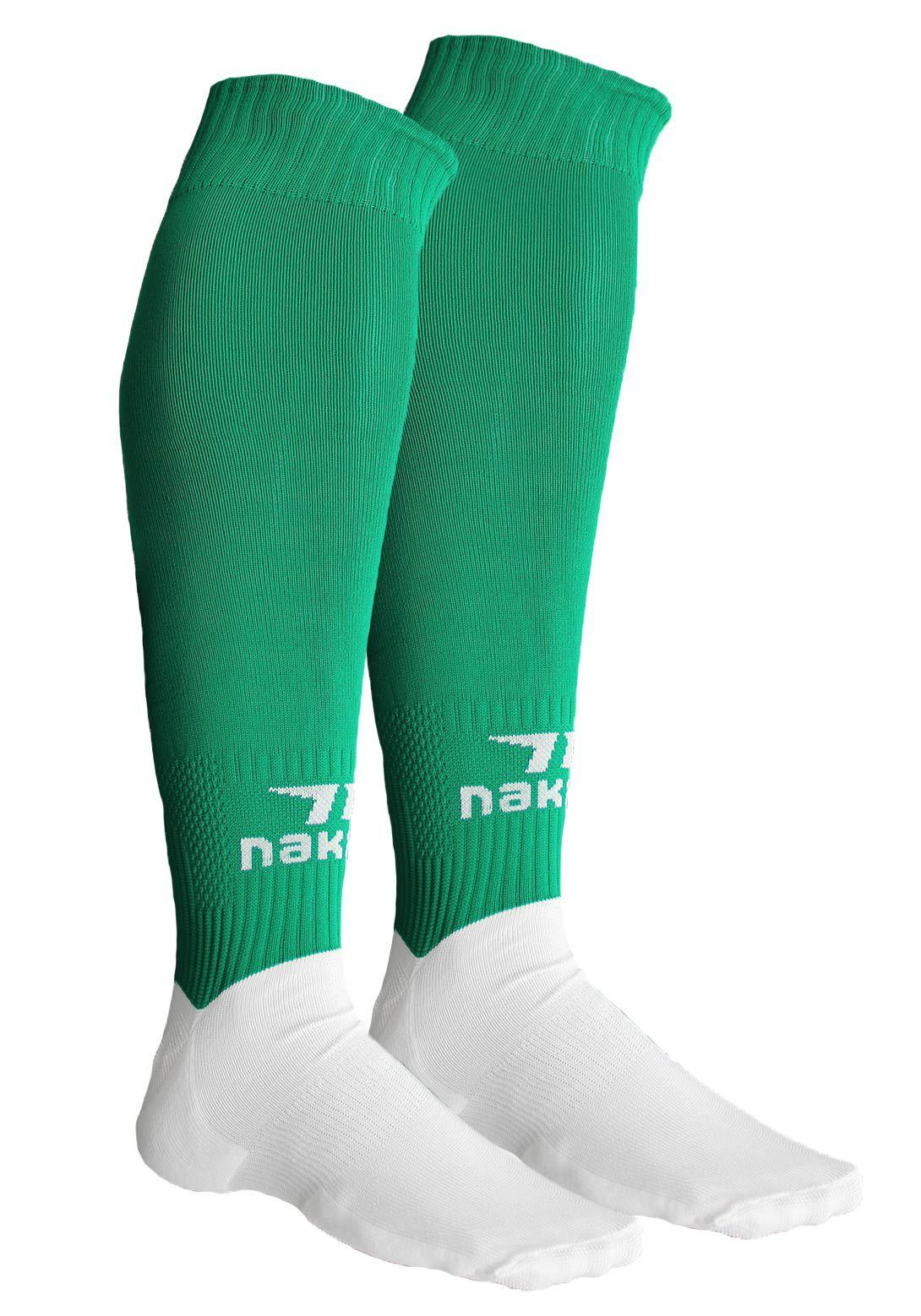 Meião Nakal Sensitive Verde Bandeira - Juvenil