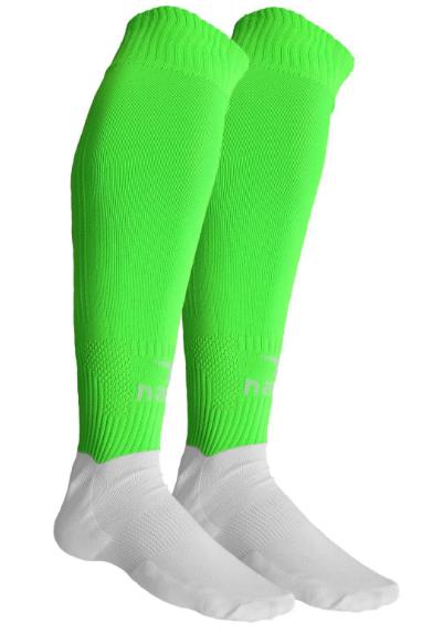 Meião Nakal Sensitive Verde Fluor - Juvenil