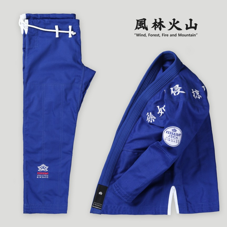 08MUAE BATCH #010 FURINKAZAN BLUE