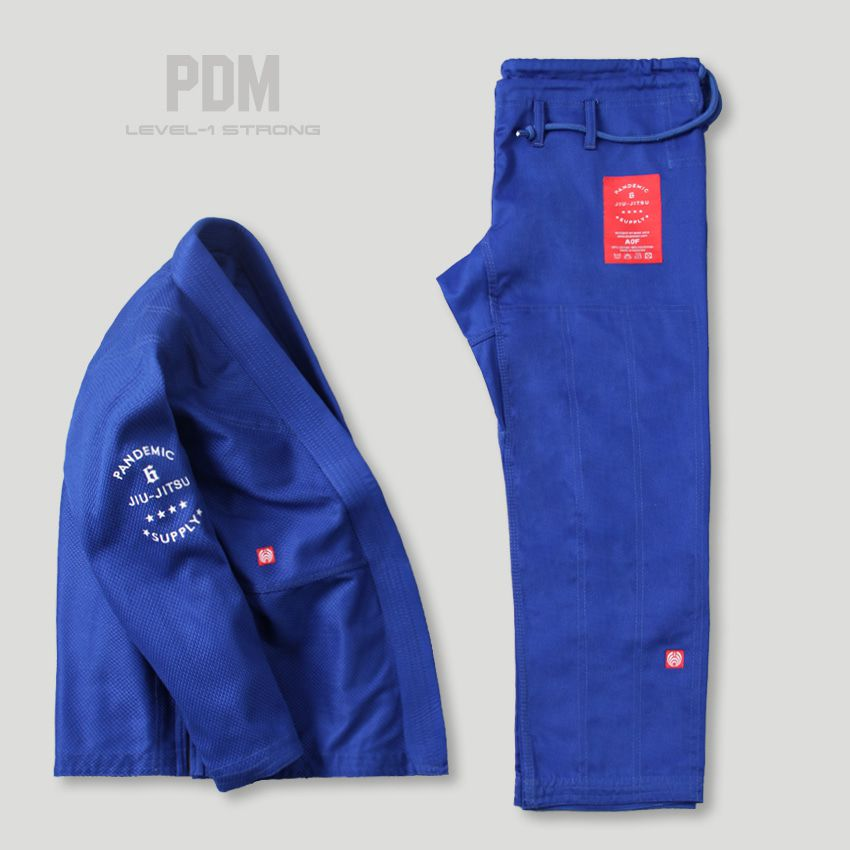 09PDM LEVEL-1 STRONG BLUE