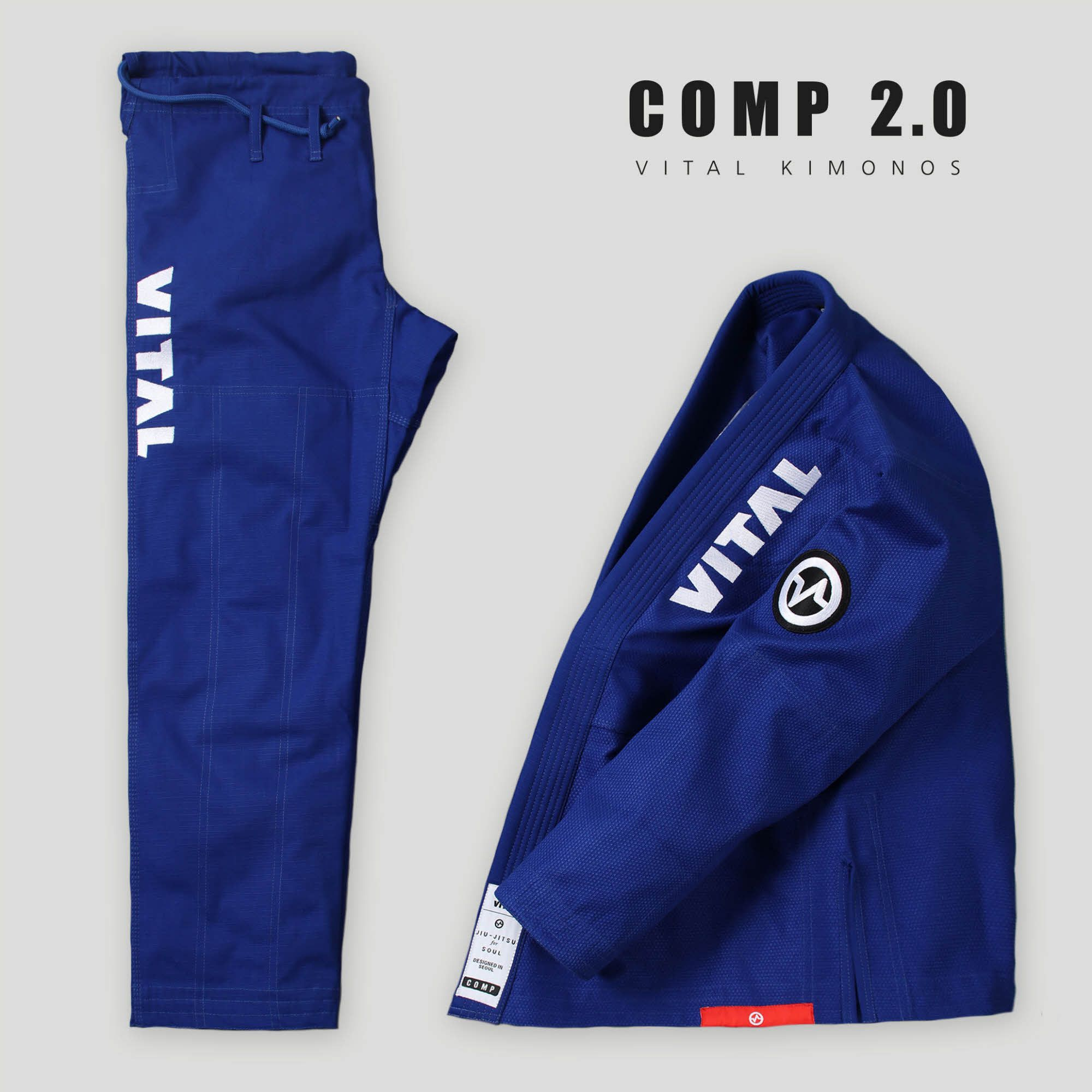 02VITAL BATCH #010 COMP 2.0 BLUE