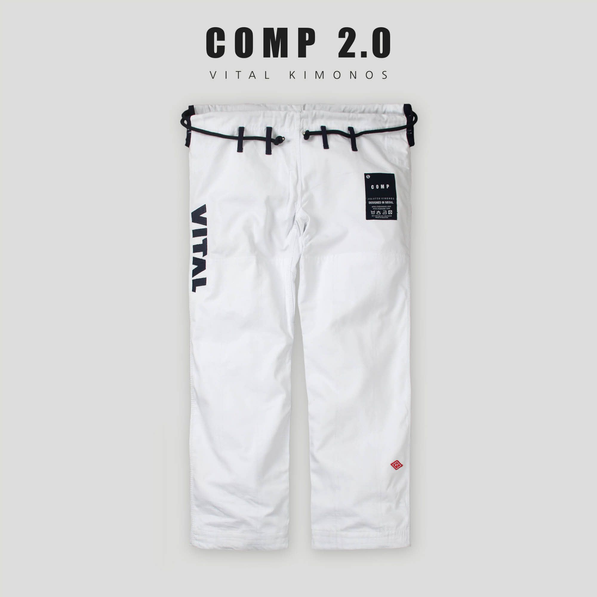 01VITAL BATCH #010 COMP 2.0 WHITE
