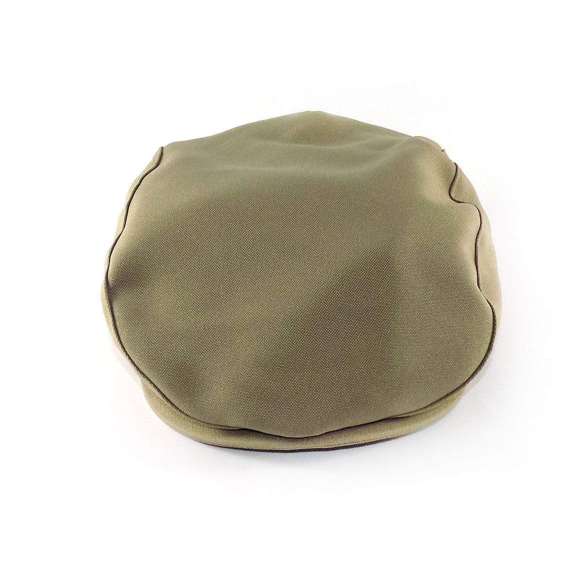 Boina Cavalieri Italiana com botão - Bege