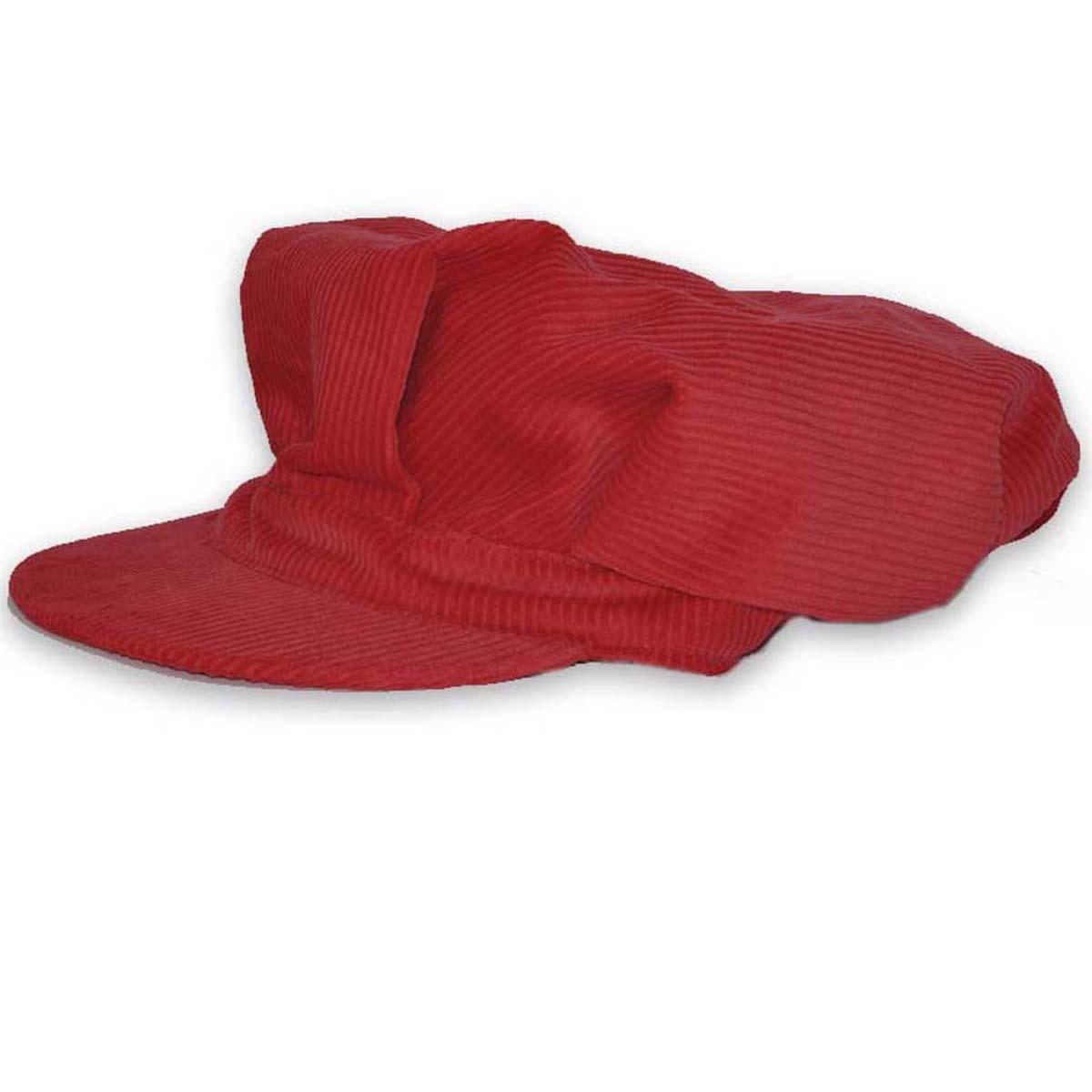 Boina Feminina Giusepina - Vermelha