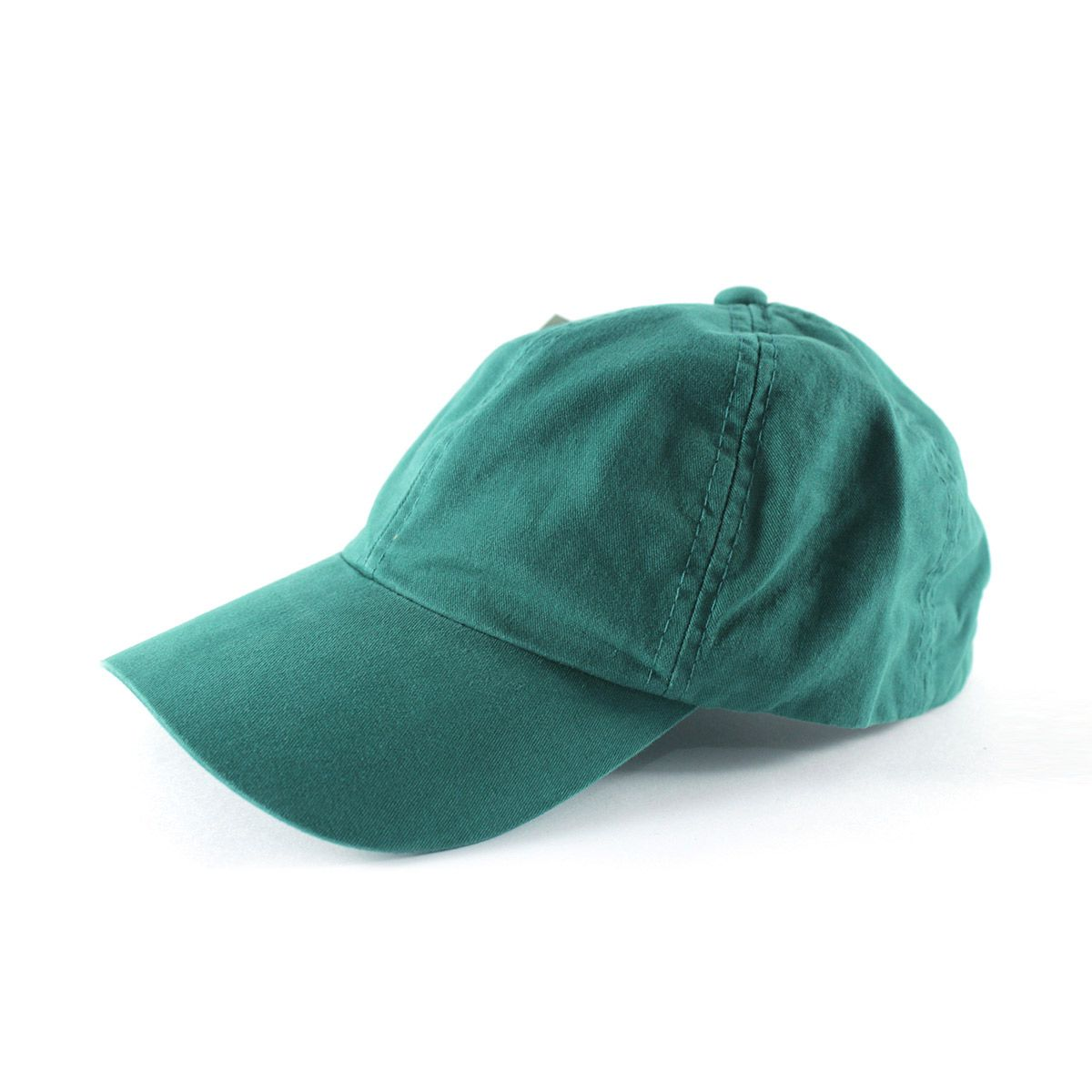 Boné Liso Algodão - Verde
