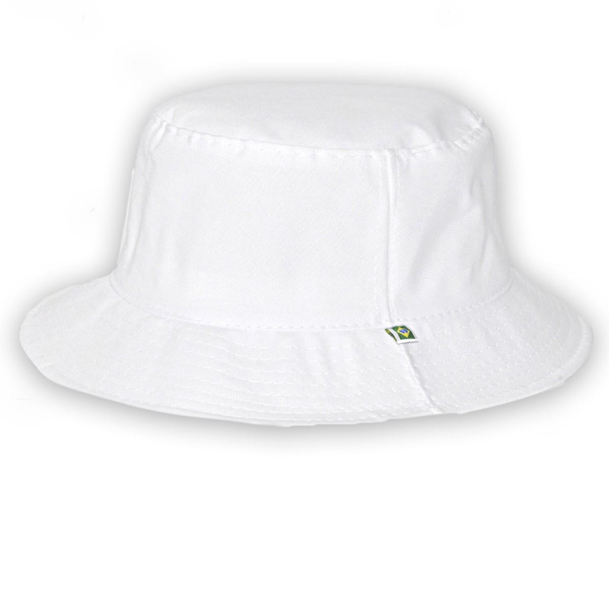 Bucket Hat - Branco