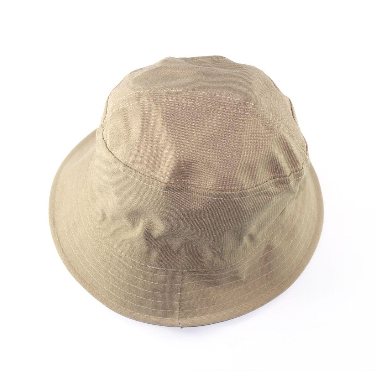 Chapéu Bucket - Bege