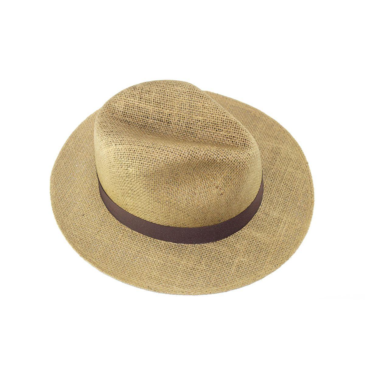 Chapéu Dallas Fedora Juta