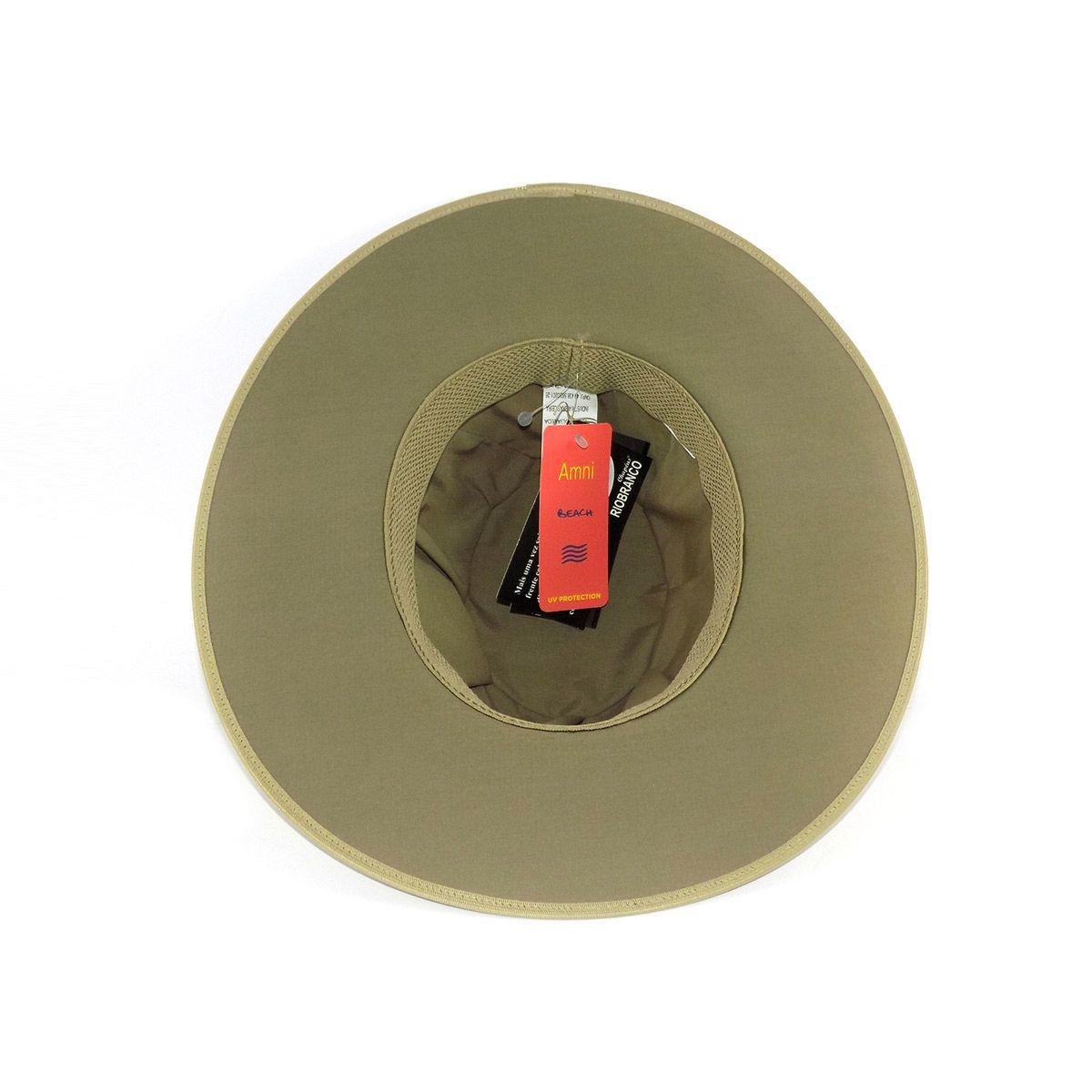 Chapéu Floppy Juta Algodão com proteção UV - FPU+50