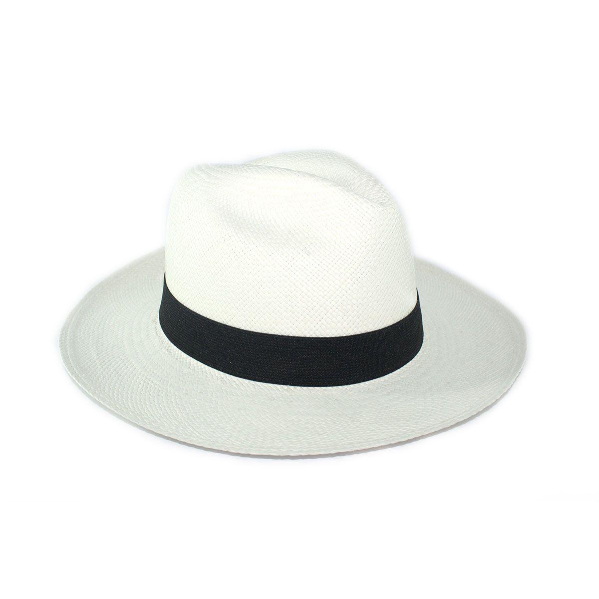 Chapéu Panamá Original (palha Toquilla)