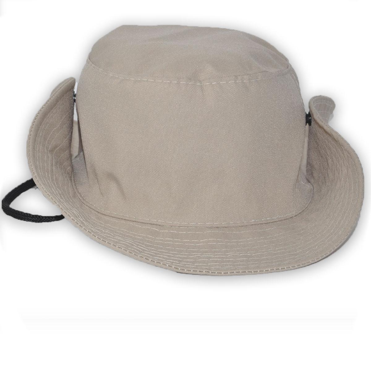 Chapéu Pescador Safari - Marfim