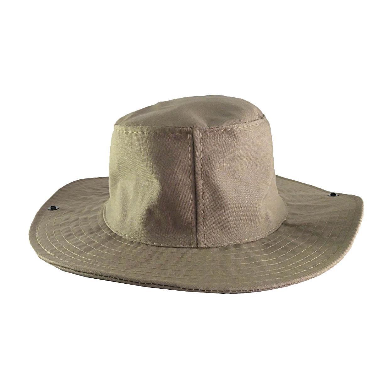 Chapéu Pescador Safari - Oliva
