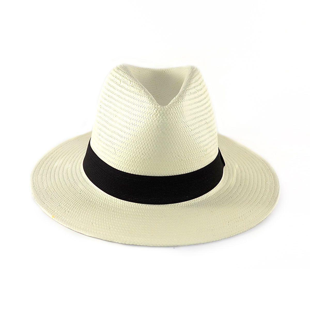 Chapéu Social Estilo Panamá