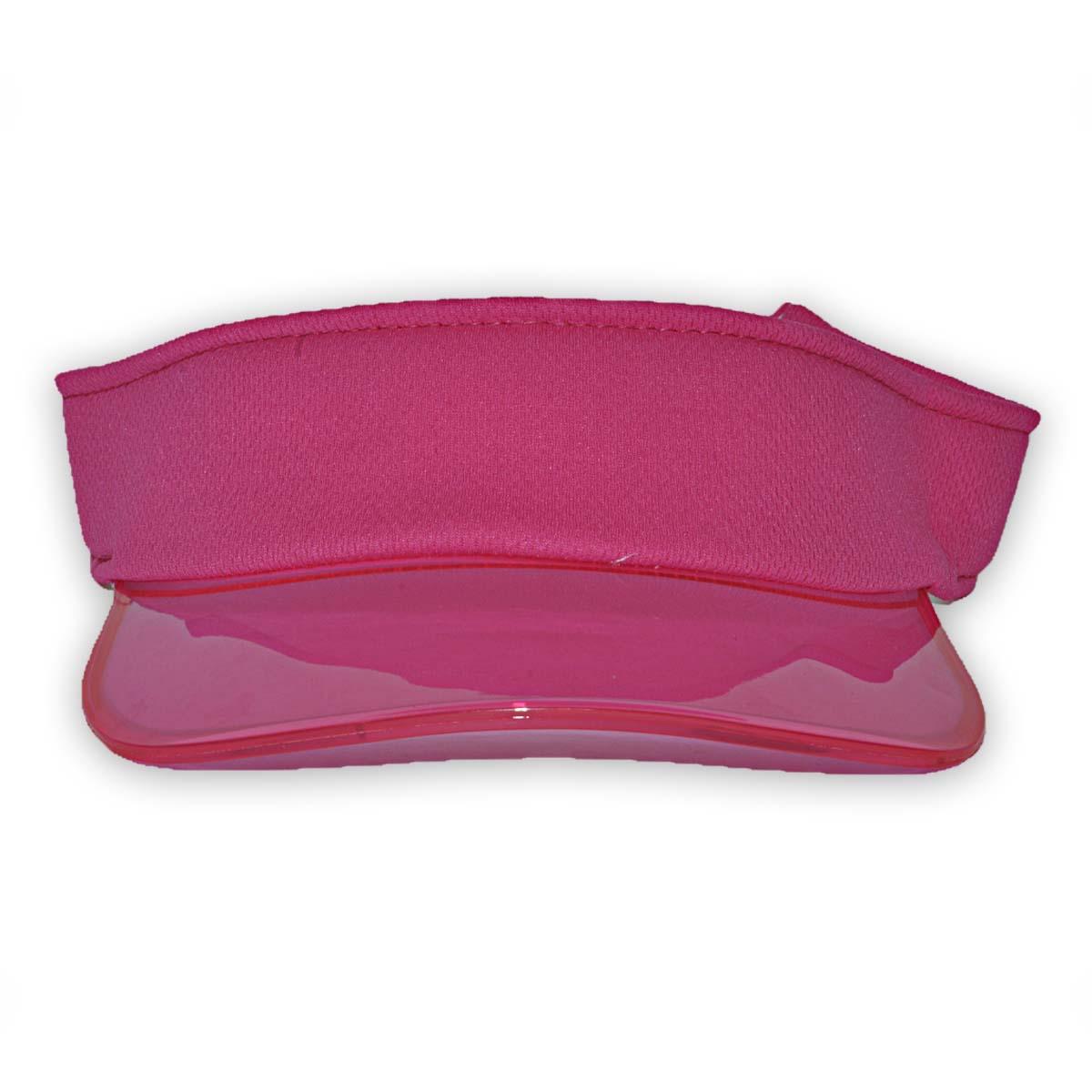 Viseira de Acrílico Colors - Pink