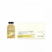 Kit Mex Brilho Ouro Máscara 300g e Ampola de Tratamento 18ml