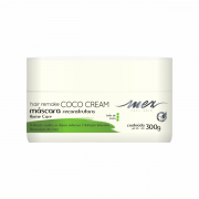 Máscara Reconstrutora Hair Remake Coco Cream Mex Pure Hair 300g