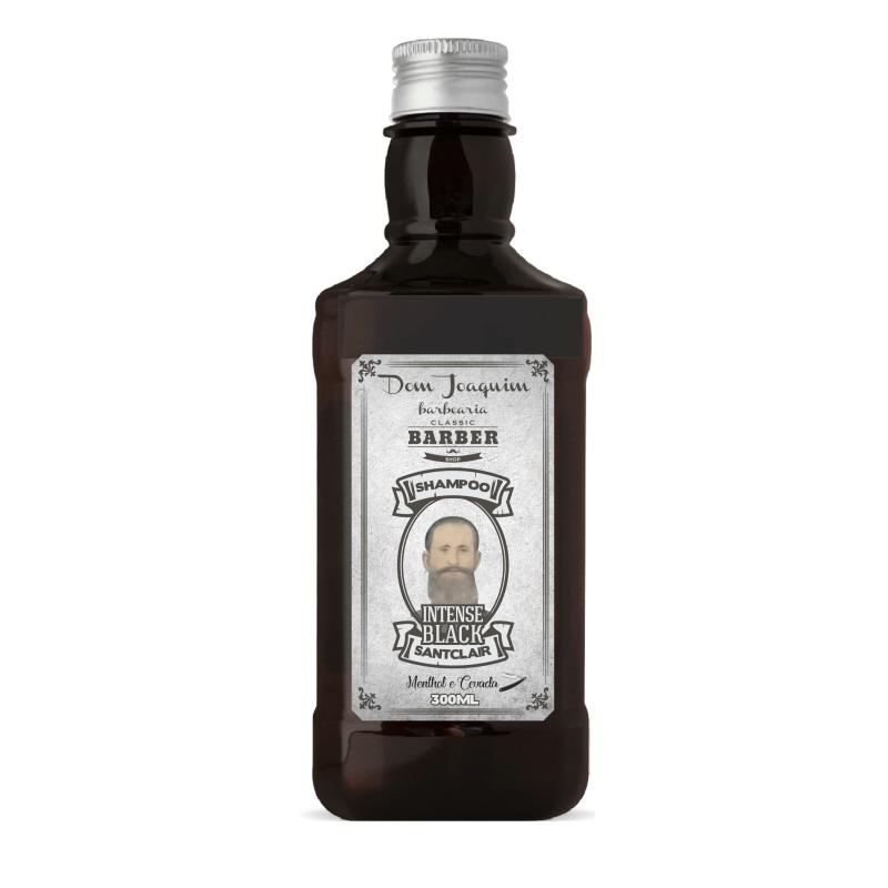 Kit Black com Shampoo e Pomada