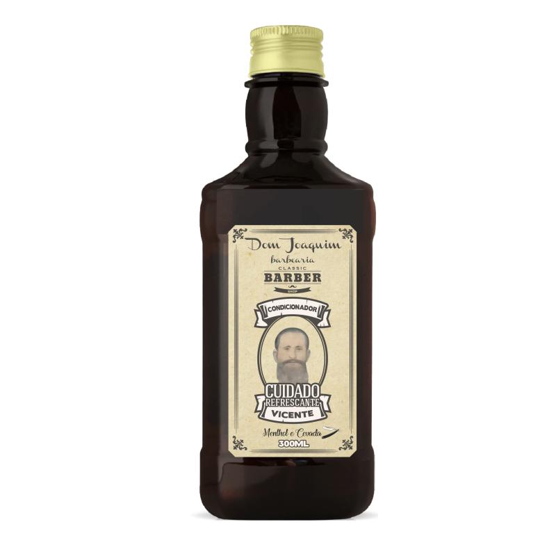 Kit Shampoo e Condicionador Vicente Cuidado Refrescante 300ml