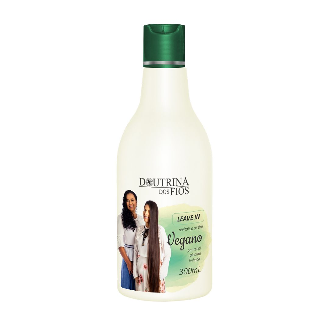 Leave-in Vegano Doutrina dos Fios 300ml