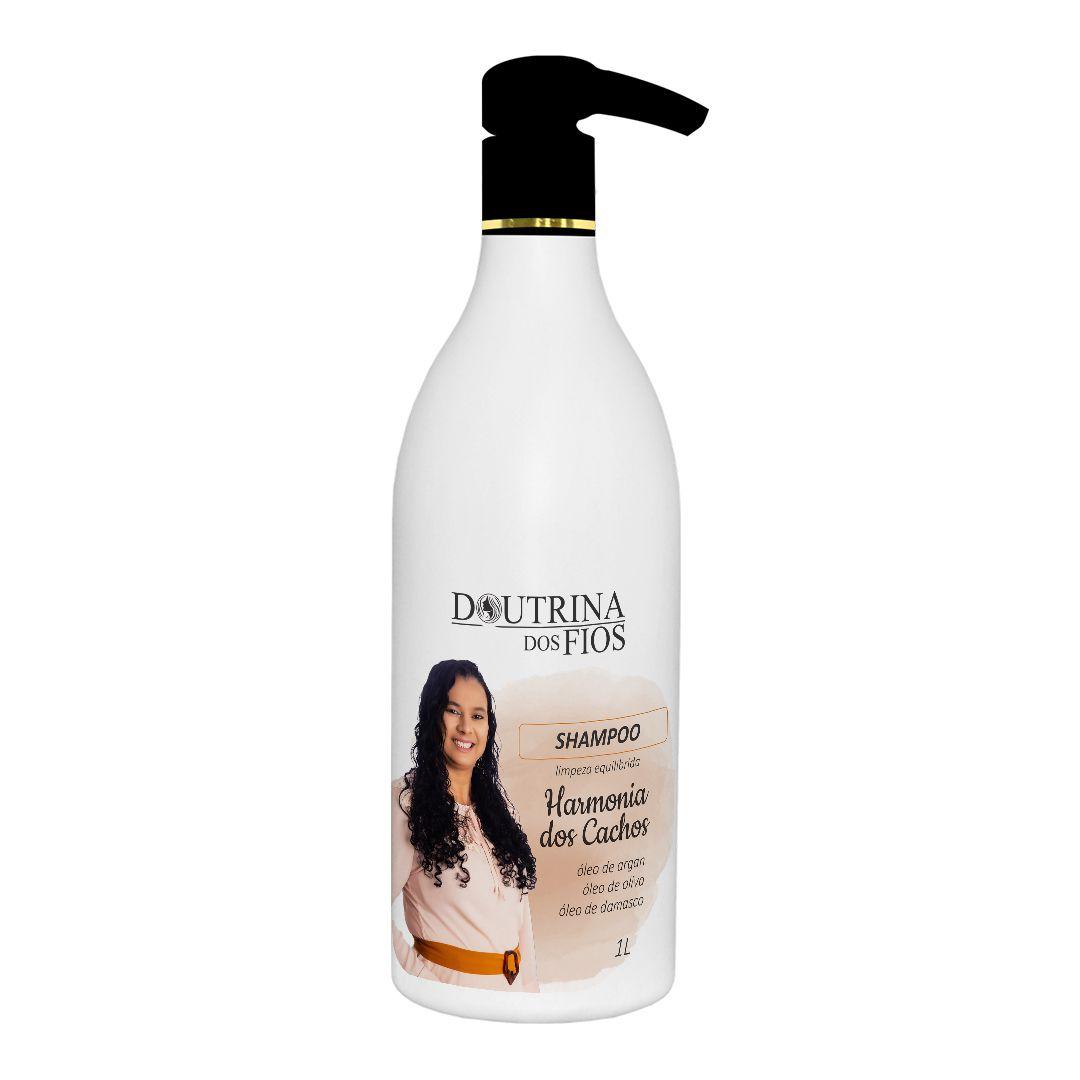 Shampoo Harmonia dos Cachos 1L