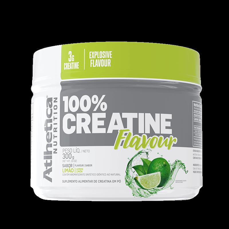 100% CREATINE FLAVOUR | LIMÃO (300g)