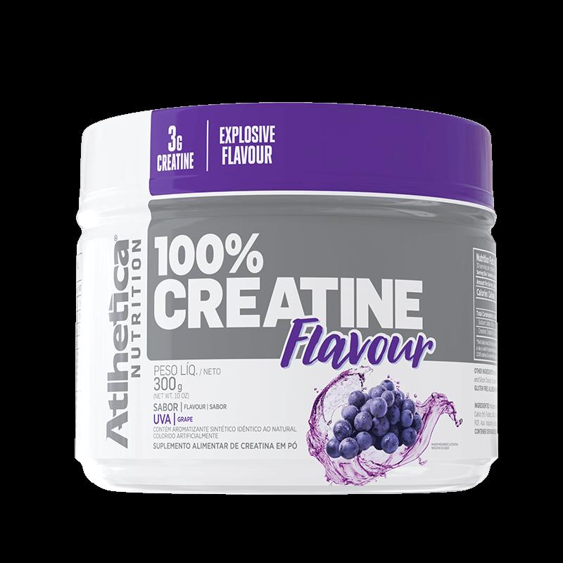100% CREATINE FLAVOUR | UVA (300g)