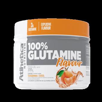 100% GLUTAMINE FLAVOUR | TANGERINA (200g)